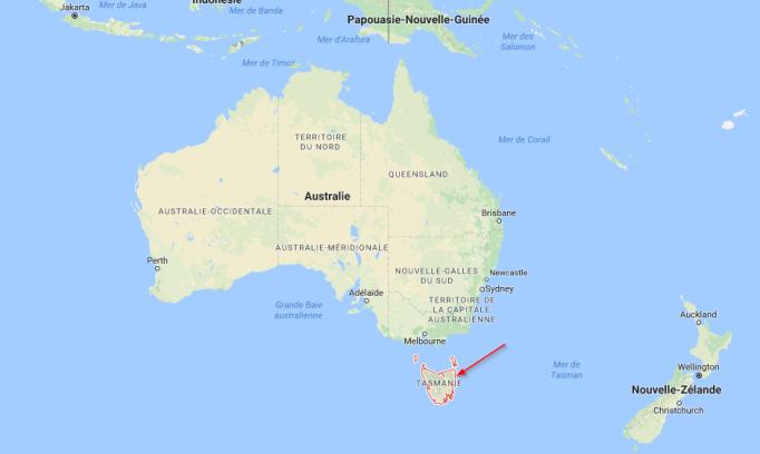 carte-tasmanie