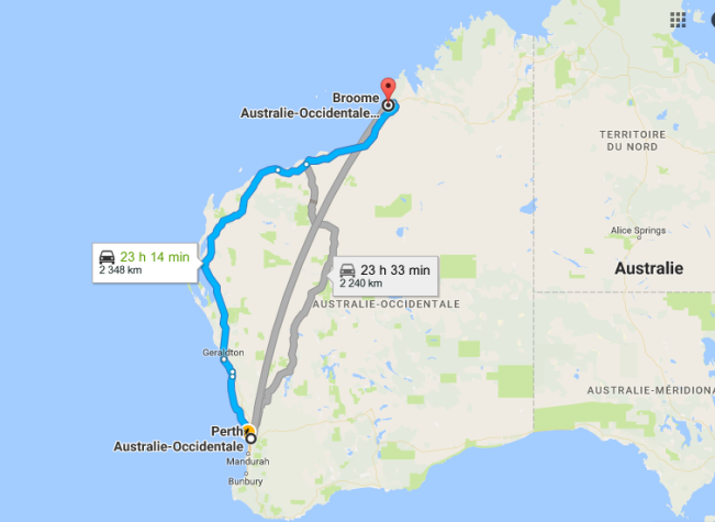 2017-04-07 10_53_06-Perth Australie-Occidentale à Broome, Australie-Occidentale - Google Maps
