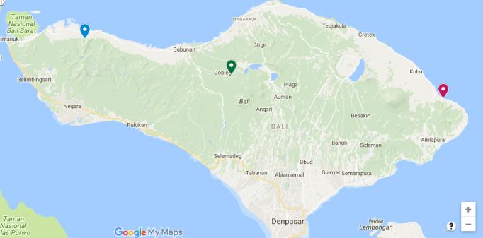 Bali nord